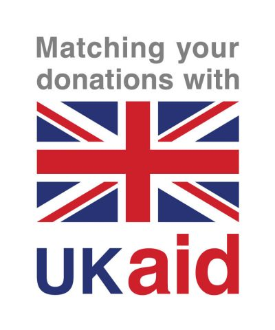 UK-AID-Donations Logo